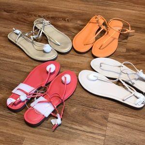 Loft Sandals NWT Four Pairs